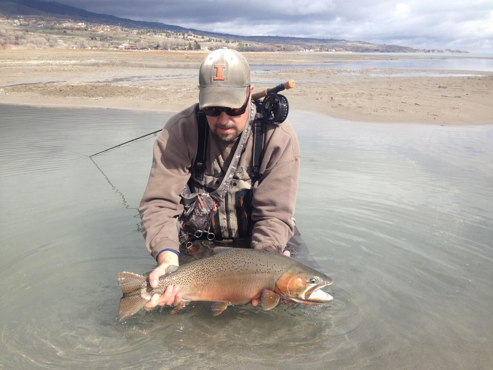 Bear Lake Bonneville Cutthroat Trout